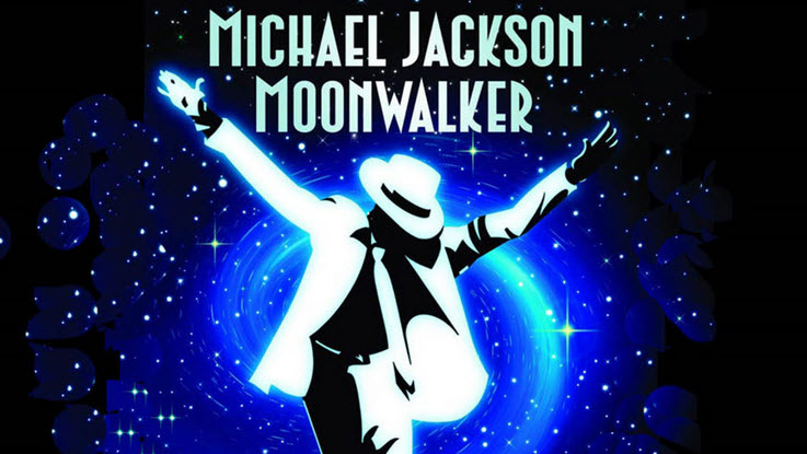 Michael Jackson Wall Posters - Moonwalk