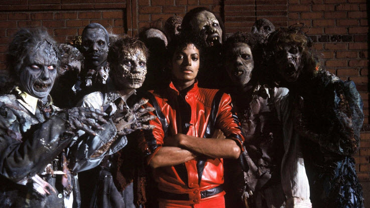 Thriller Album Pictures