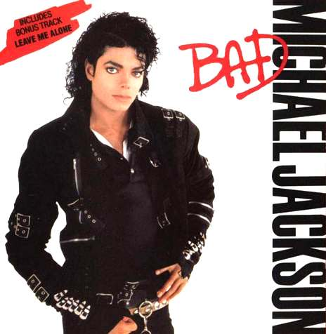 Michael Jackson Bad Album